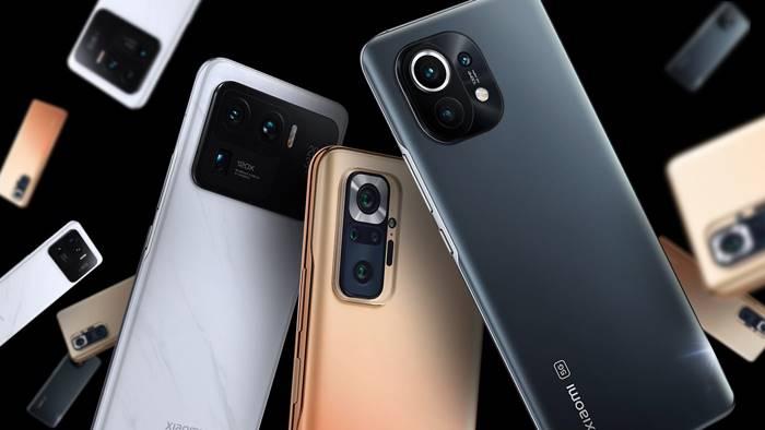 Smartphone Xiaomi Paling Laku di Eropa