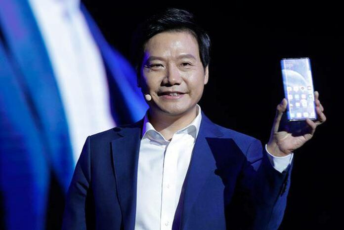 Pasar Xiaomi dunia Lei Jun