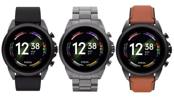Smartwatch Jam tangan Fossil Gen 6