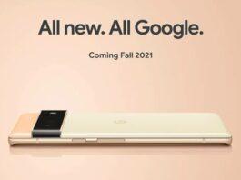 Google Pixel 6 Pro Tensor