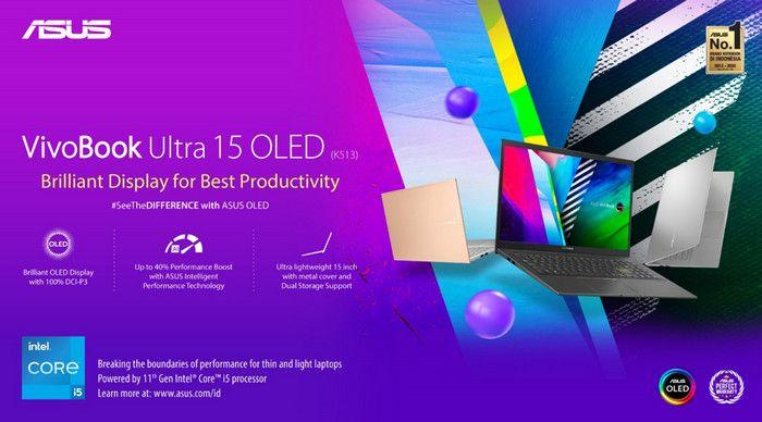 VivoBook Ultra 15 OLED