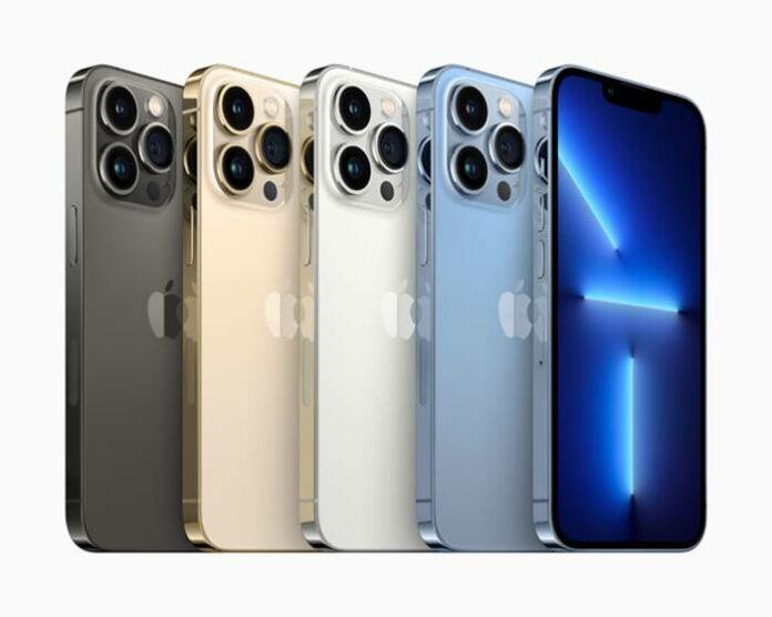 Kapasitas Baterai iPhone 13 Pro
