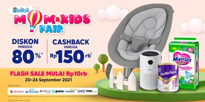 Blibli Mom & Kids Fair