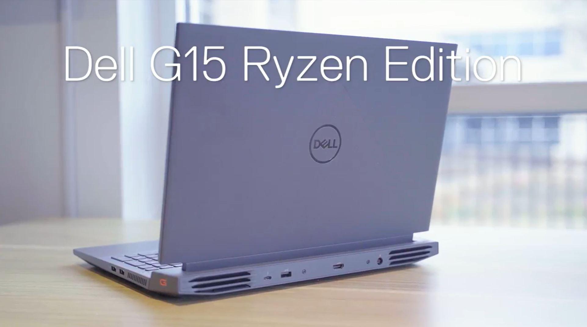Dell G15 Ryzen Edition Spesifikasi