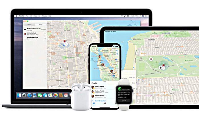 Cara Lacak iPhone, iPad, Apple Watch, Mac yang Hilang Pakai Siri