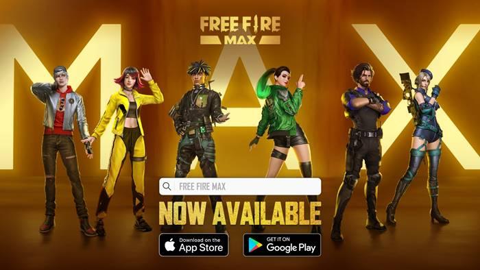 Free Fire MAX Rilis di Android dan iOS, Buruan Download!