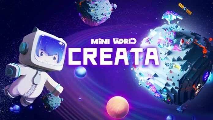 Game 3D Sandbox Mini World Creata