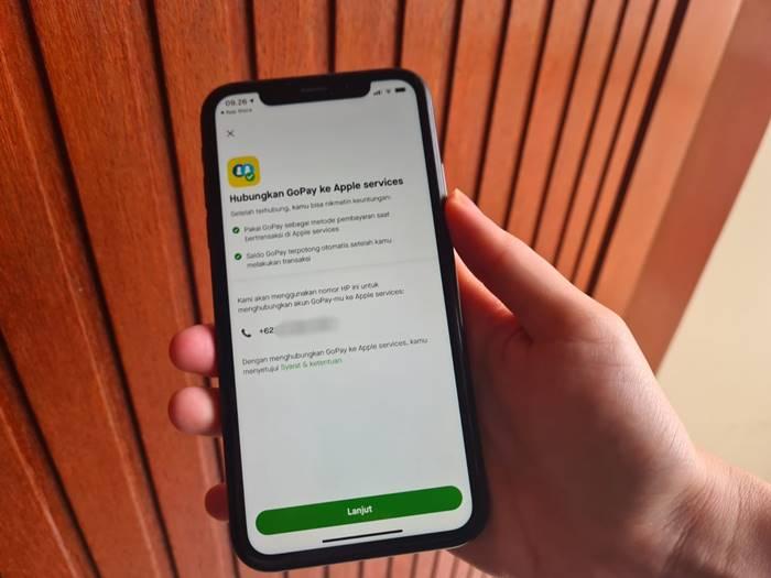 Asyik! Belanja Aplikasi di App Store Bisa Pakai GoPay