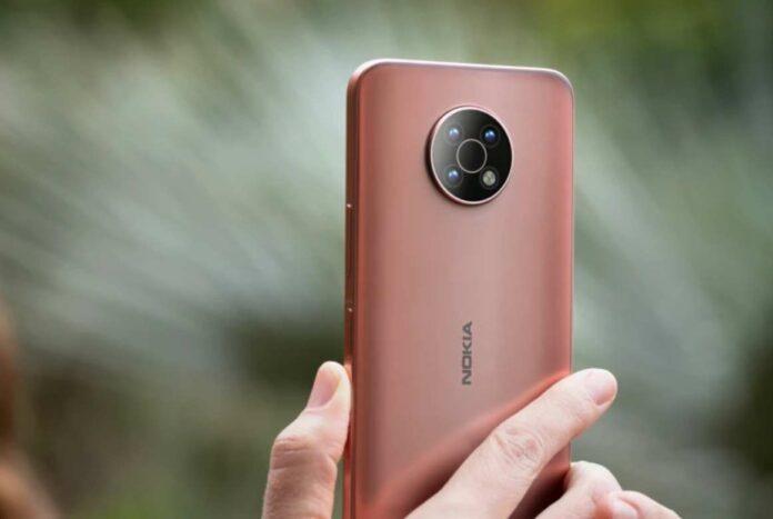 HP 5G Murah Nokia G50