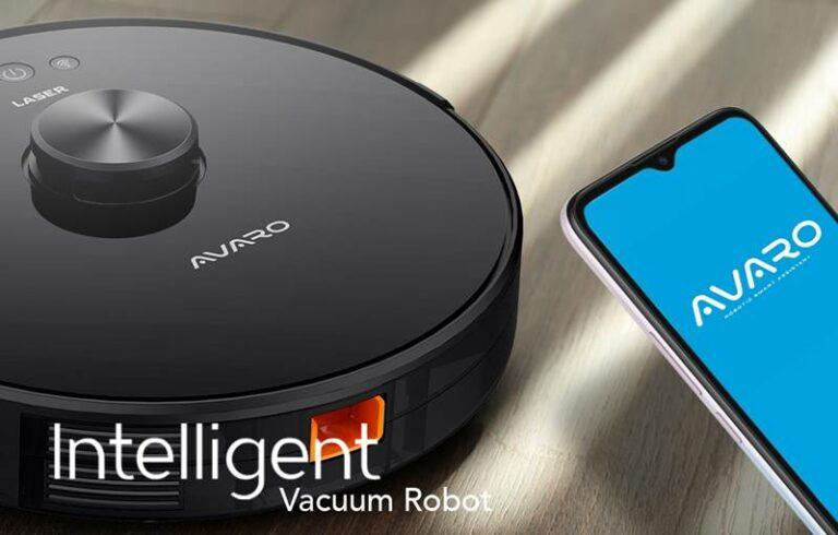 Robot Vacuum Cleaner Avaro X1 dan Laser Dijual Perdana, Harganya?
