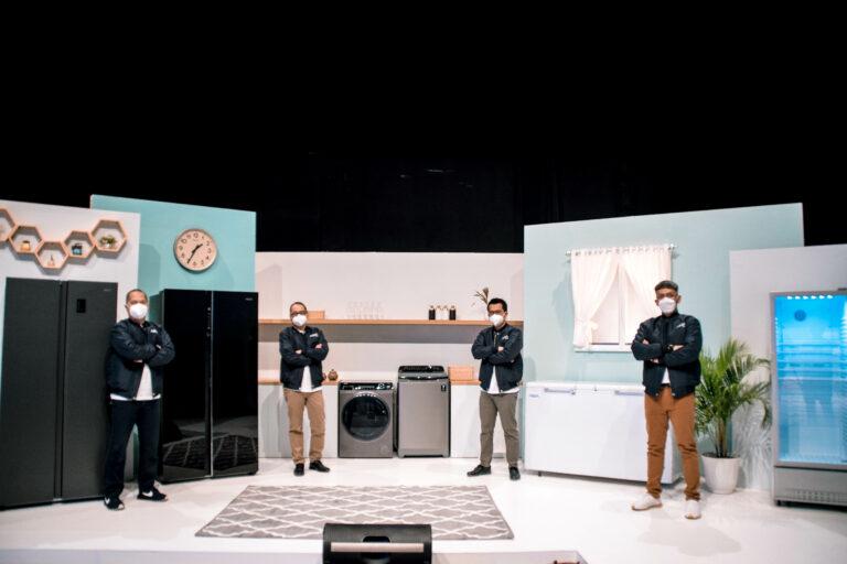 Fokus pada Kesehatan, Aqua Japan Rilis AC Hingga Smart TV Terbaru