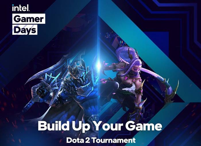 Intel Gelar Turnamen eSports, Pertandingkan Game DOTA 2