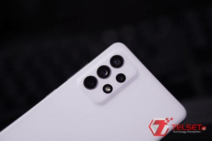 Kamera 108MP Samsung Galaxy A73