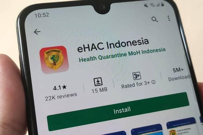 Kominfo Aplikasi eHAC Kemenkes