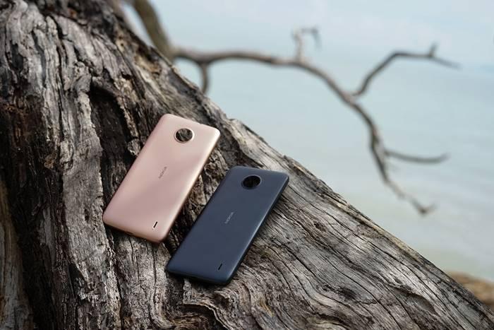 Nokia C20 Rilis di Indonesia, HP Android Go Harga Sejutaan
