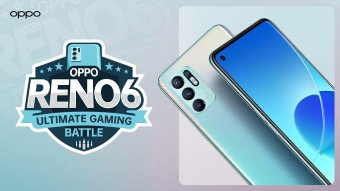 Reno6 Ultimate Gaming