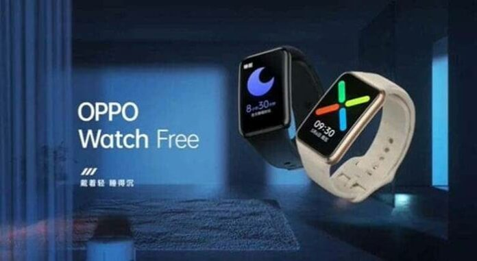 Smartwatch Murah Oppo Watch Free