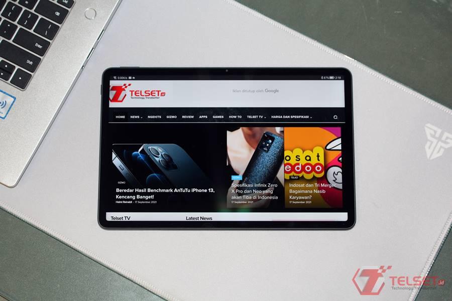 Review Huawei MatePad 11