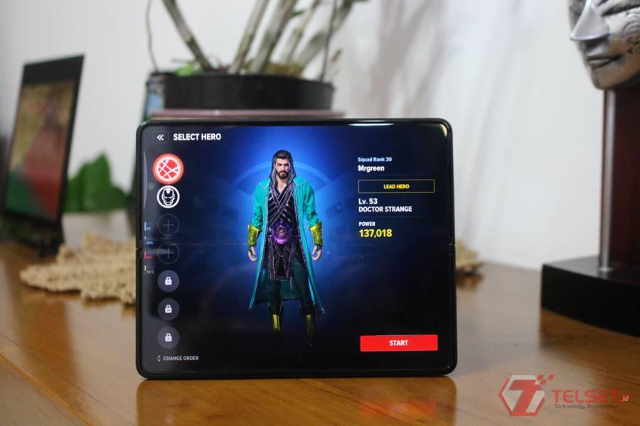 Review Samsung Galaxy Z Fold3