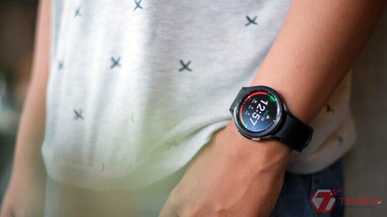 Review Samsung Galaxy Watch4 Classic: Fitur Kesehatannya Lengkap!