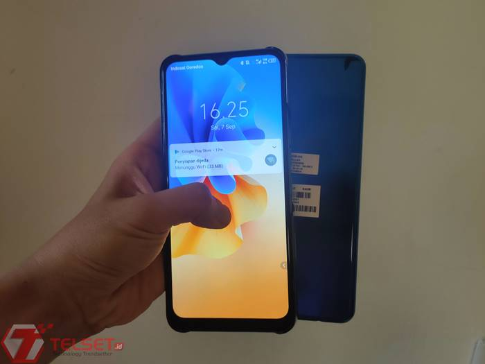 Review Tecno Spark 7 NFC