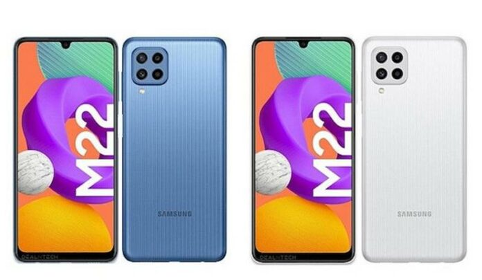 Samsung Galaxy M22 Spesifikasi Harga