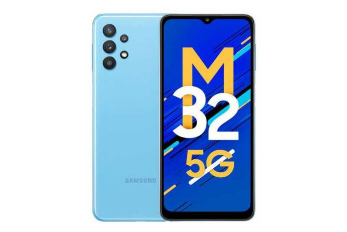 Harga Spesifikasi RAM, prosesor, baterai, kamera Samsung Galaxy M32 5G Indonesia