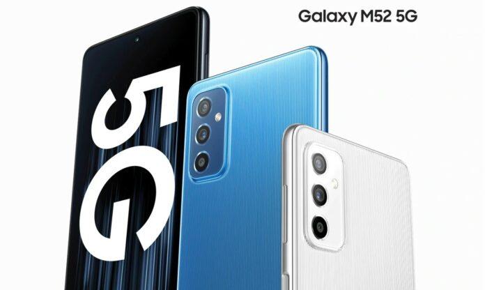 Samsung Galaxy M52 5G Harga Spesifikasi