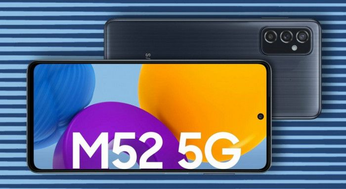 Spesifikasi Galaxy M52 5G