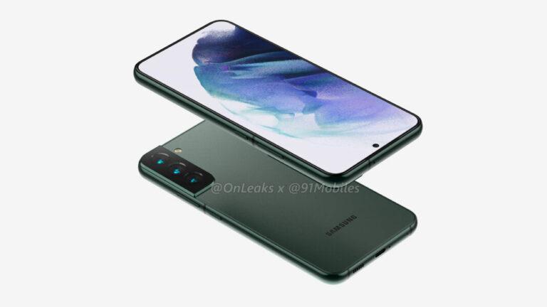 "Bocoran Desain Samsung Galaxy S22, Bakal Ada Seri ""Pro""?"