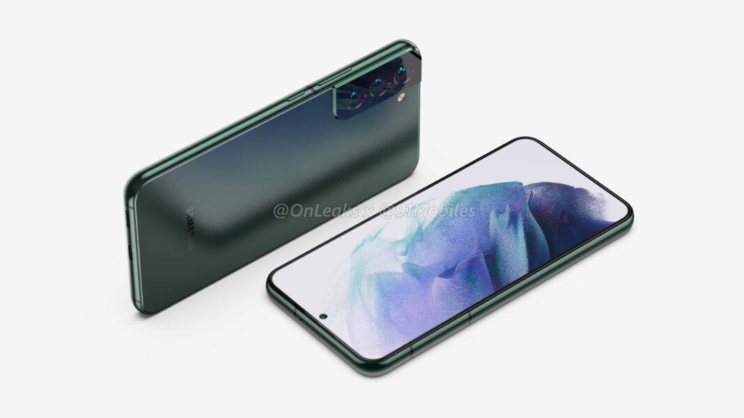 Samsung Galaxy S22+ Desain