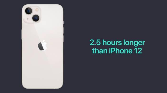 Fitur baterai iPhone 13