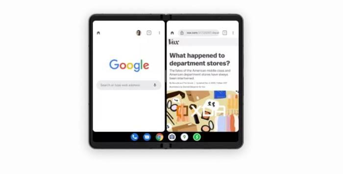 """Google Siapkan HP Lipat Lainnya, Disebut """"Jumbojack"""""""