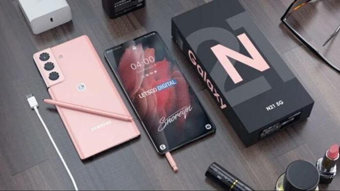 Samsung Galaxy Note 22 21