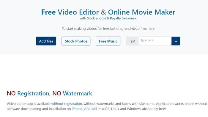 edit video tanpa watermark