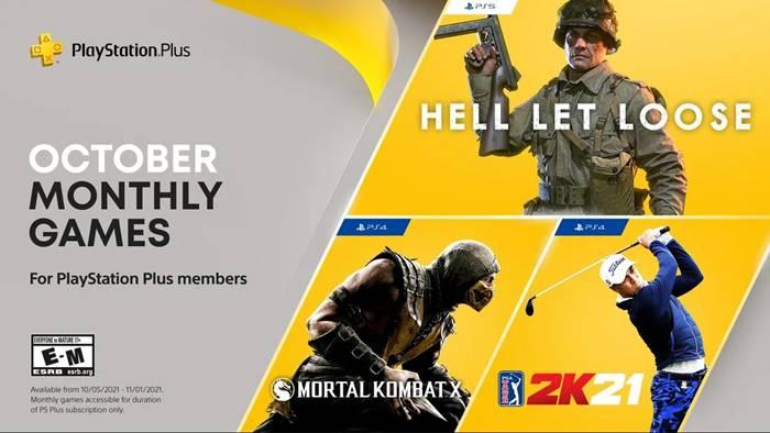 3 Game Gratis PS Plus Edisi Oktober 2021, Ada Mortal Kombat X!