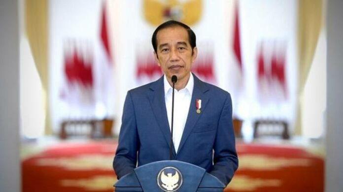 Sertifikat vaksin Covid-19 Jokowi