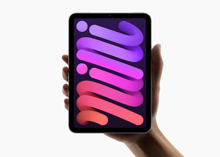 iPad Mini 6 Diresmikan, Spesifikasi Kencang dengan A15 Bionic