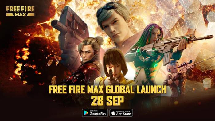 Tanggal Rilis Free Fire MAX