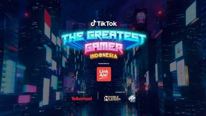 """TikTok Bikin Acara """"The Greatest Gamer"""", Cari Bibit Pemain Pro"""