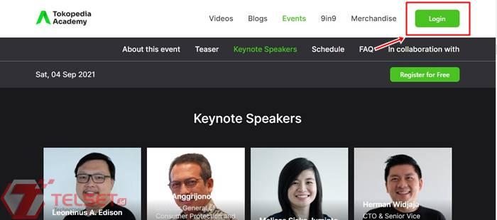 Tokopedia START Customer Experience First Summit