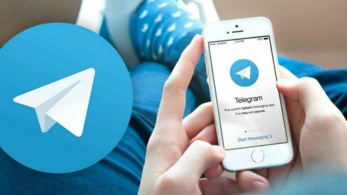 Fitur Baru di update Telegram iOS Andoid