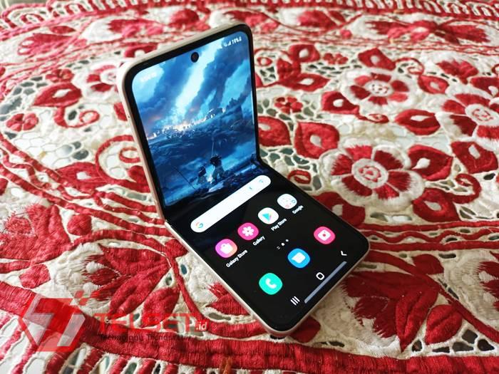 Fitur Samsung Galaxy Z Flip3