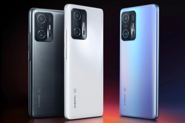 Xiaomi 11T dan 11T Pro Bakal Dijual di Indonesia, Sudah Lolos TKDN