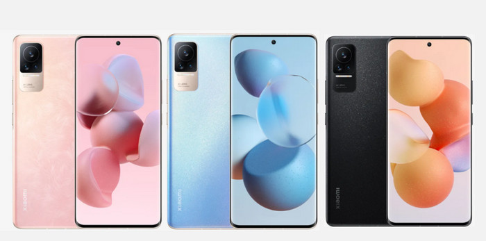 Xiaomi Civi spesifikasi