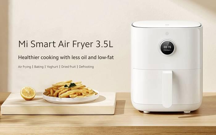 Harga Xiaomi Mi Smart Air Fryer 3,5L