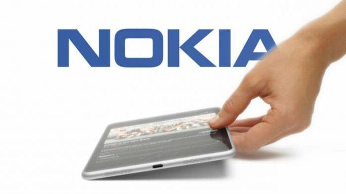 tablet Nokia T20