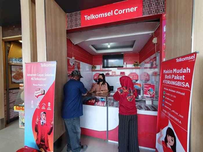 Telkomsel PON XX Papua 2021