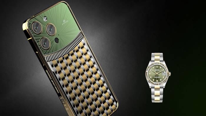 iphone 13 Pro mewah Caviar
