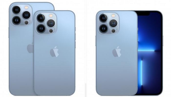 iPhone 13 pro spesifikasi